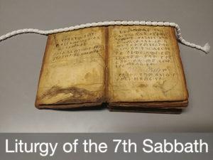 Liturgy of the Seventh Sabbath